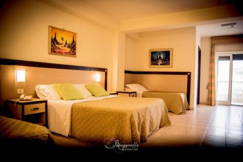 Camera Hotel Bouganville